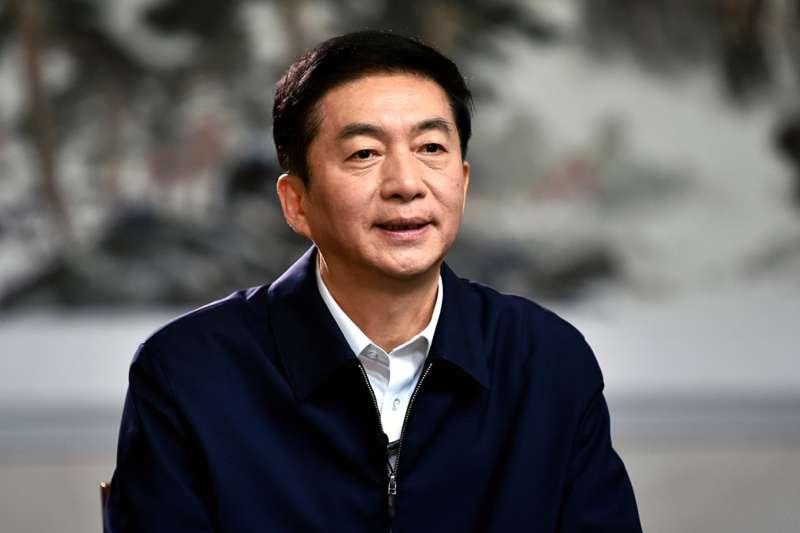 新任香港中聯辦主任駱惠寧(新華網)