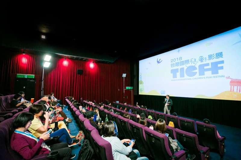 20200104-2018台灣國際兒童影展映前導讀活動。(公視提供)