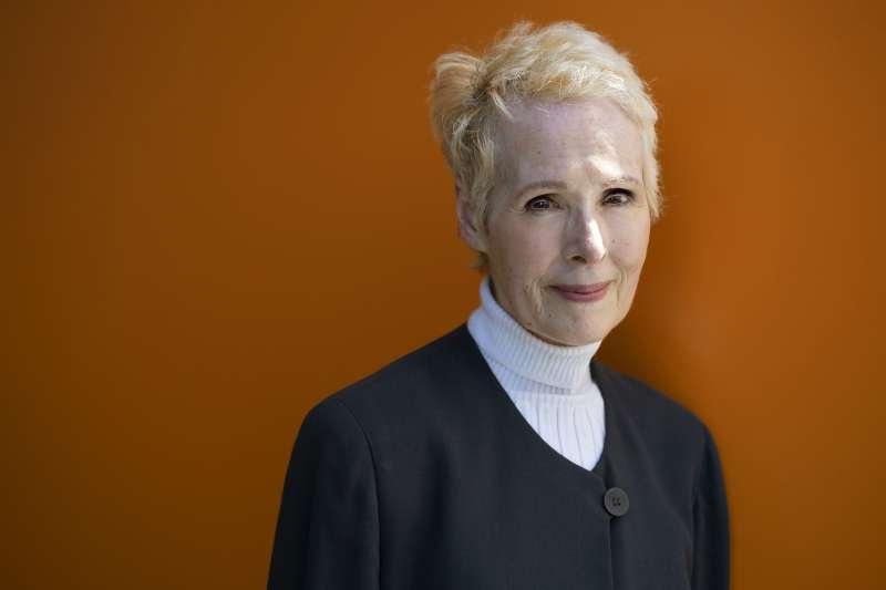 指控美國總統川普性侵的女作家卡蘿(E. Jean Carroll)(AP)