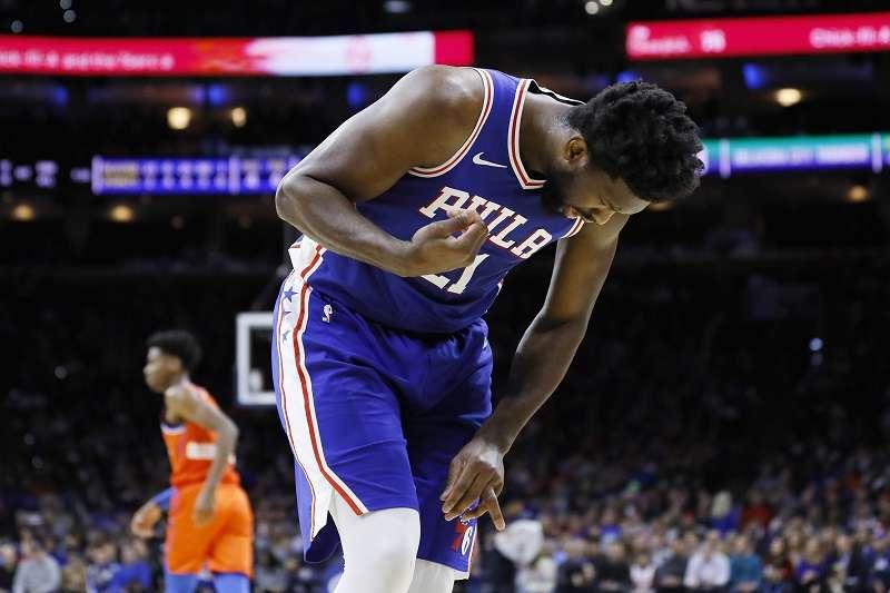 NBA》安比德左手指严重扭曲仍续战 週五强碰绿衫军恐将缺席