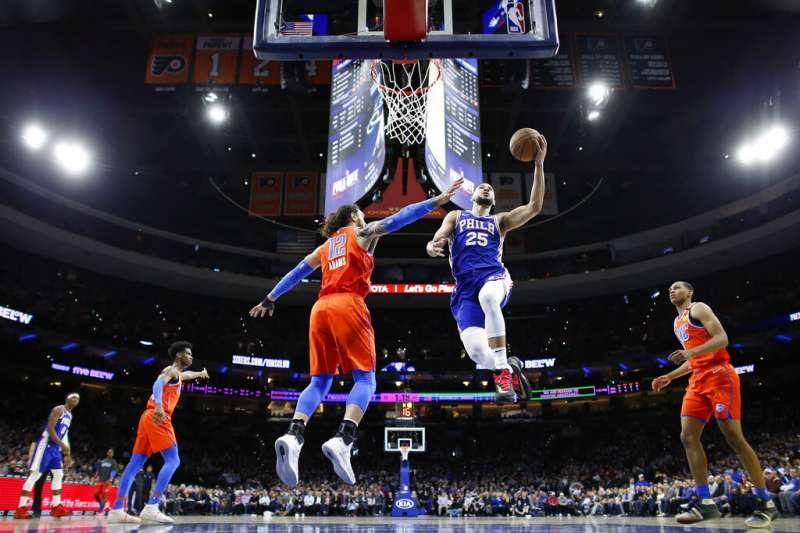 NBA收視率較去年下滑11%,重要原因就是傳統電視訂閱者持續下滑。(AP)