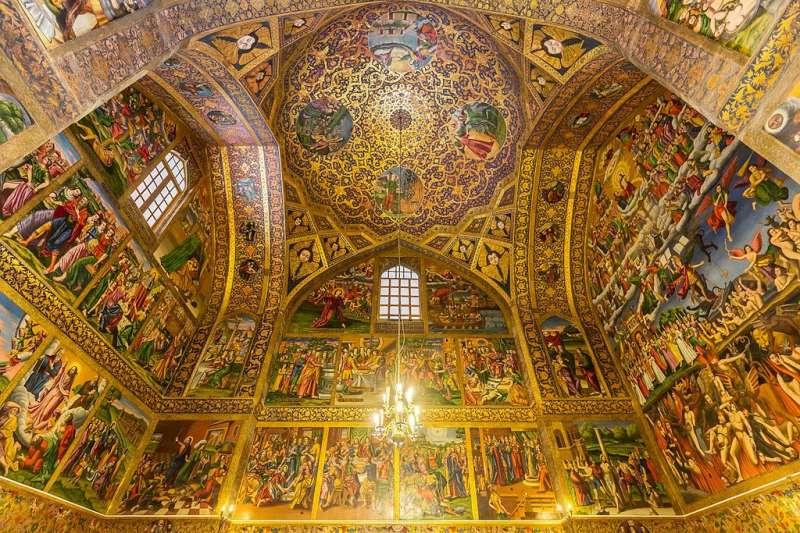 凡克主教座堂(Vank Cathedral)。(Diego Delso@Wikipedia / CC BY-SA 4.0)