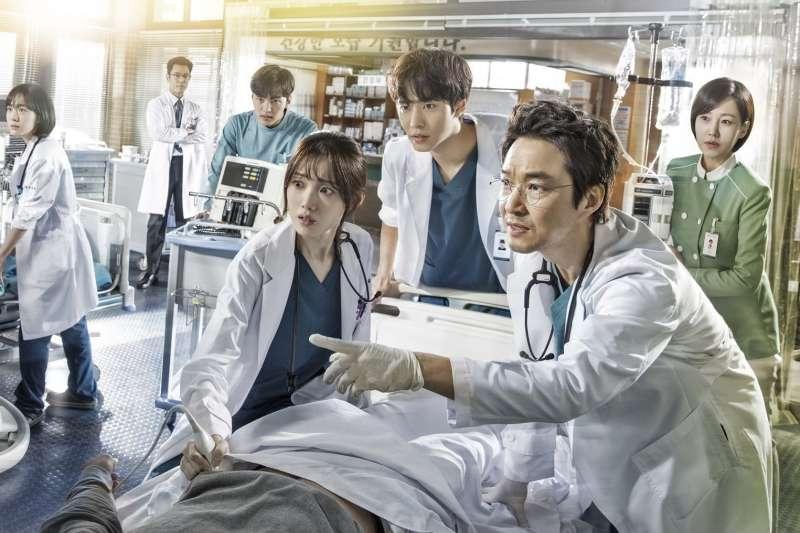 《浪漫醫生金師傅2》1月6日在韓國首播,收視率便直逼15%(圖/SBS)