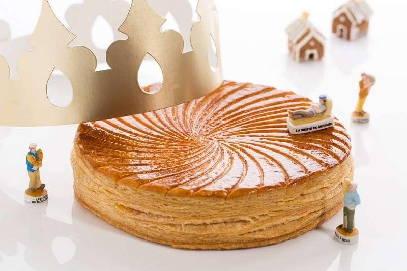 熟知歐洲文化或曾旅居法國的人都知道,在每年1/6新年甫到來之際,天主教主顯節前後法國人都會食用國王派,但其歷史淵源及背後的文化又有什麼故事?(圖/Would You Magazine)