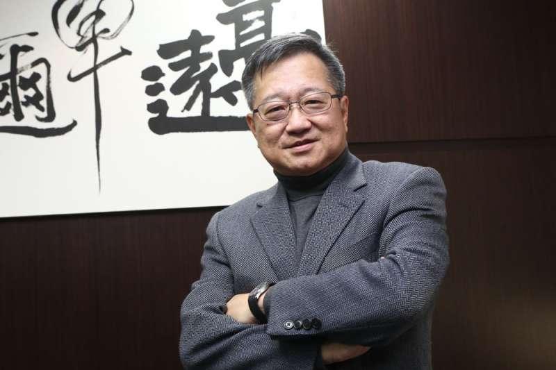 黃日燦是裕隆唯一一位擔任過裕隆三代董事長的特別顧問。(新新聞資料照)