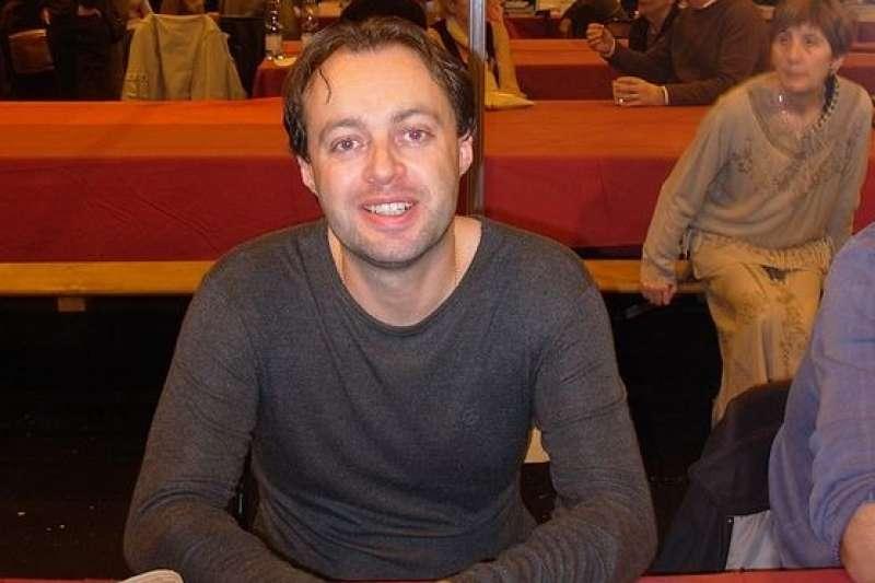 布賴特韋澤被知名藝術媒體artnet列為21世紀最惡名昭彰的藝術竊賊(圖/Wikipedia)