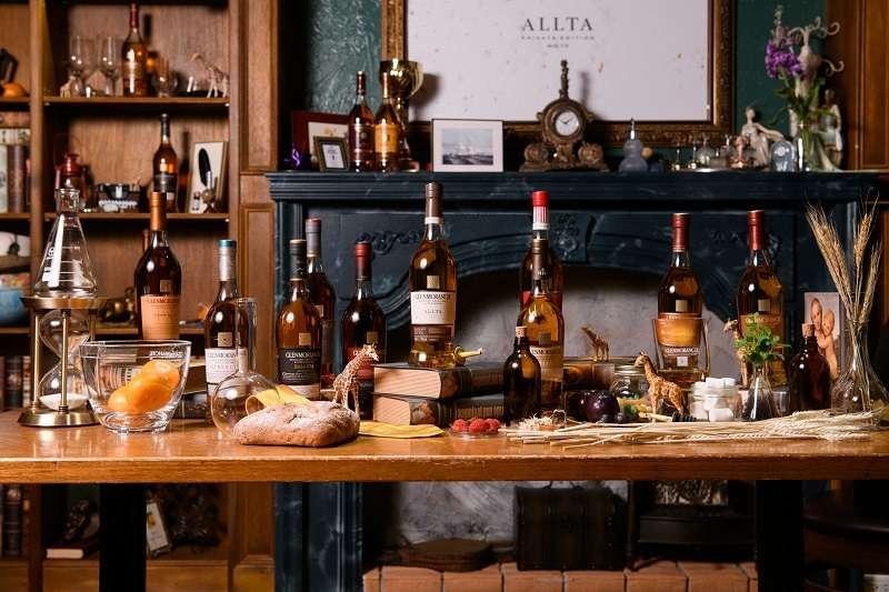 威士忌在投資、收藏市場的表現其實十分亮眼。(圖/大悅公關提供)