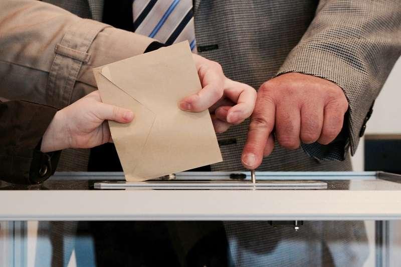 在英國投票跟台灣很不一樣。(圖/unsplash)
