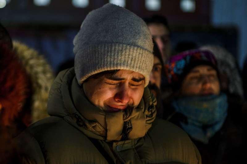 2020年1月8日,烏克蘭國際航空公司一架班機在伊朗首都德黑蘭近郊墜毀,63位加拿大公民罹難(AP)