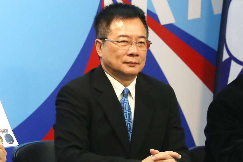 國民黨前立委蔡正元(見圖)表示,有醫界大老想組團赴中國幫忙,民進黨政府就立刻下令禁止醫療人員離台。(資料照,柯承惠攝)