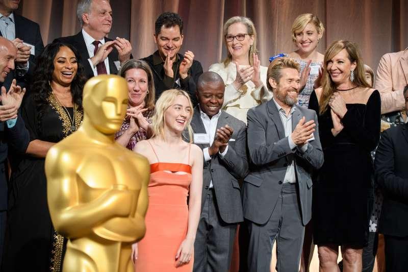 第92屆奧斯卡金像獎將於明日頒獎,精彩入圍名單令許多影迷都相當期待。(圖/奧斯卡金像獎官方網站)