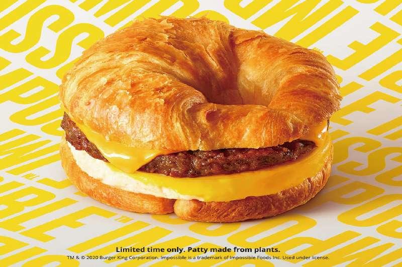 美國人造肉品牌Impossible Food預計和漢堡王等餐廳通路合作,「仿豬絞肉」和「仿豬肉排」已經準備就緒。(圖片來源:Impossible Food)