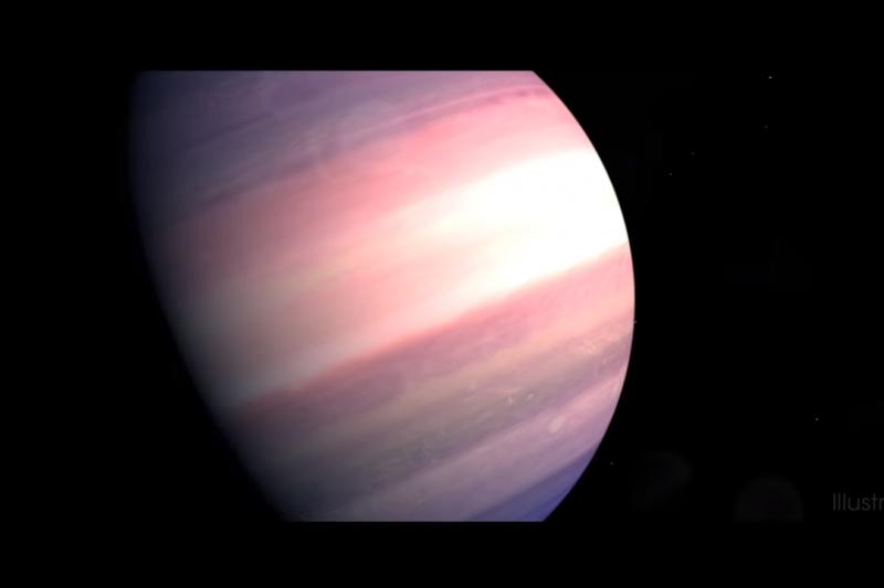 美國航太總署(NASA)宣布,在該機構實習僅3天的17歲高中生庫基爾,發現新行星「TOI 1338 b」。(取自NASA官網)