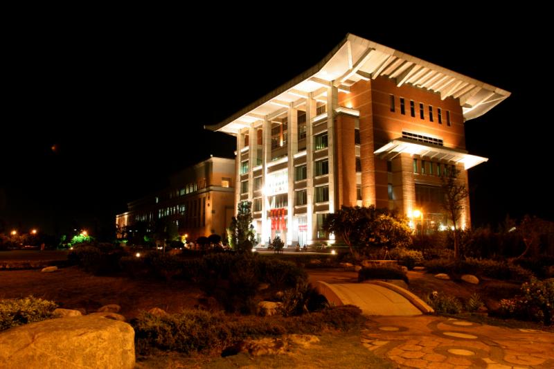 20200116-明道大學校園。(取自明道大學官網)