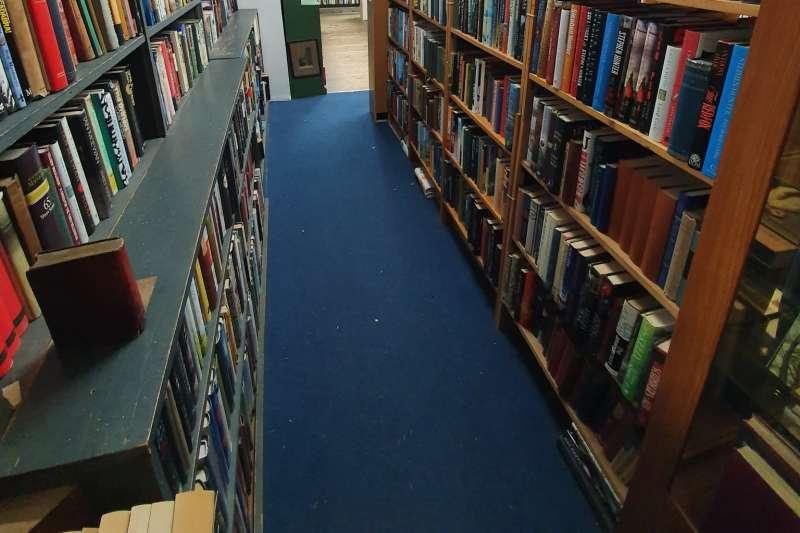 英國獨立書店「彼得斯菲爾德書店」(Petersfield Bookshop)(Petersfield Bookshop@Twitter)