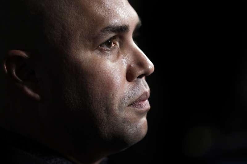 美國職棒大聯盟紐約大都會隊16日宣布與球員時期涉及偷暗號的總教練貝爾川解約。(AP)