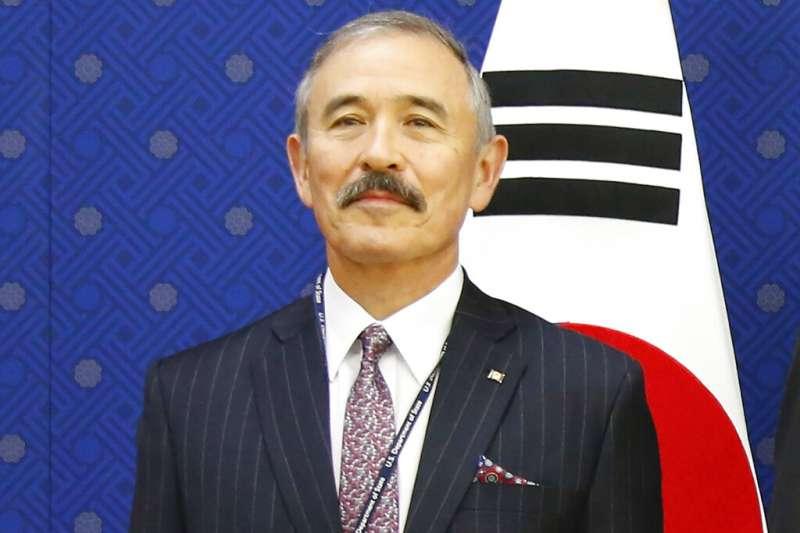 美國駐南韓大使哈里斯。(AP)
