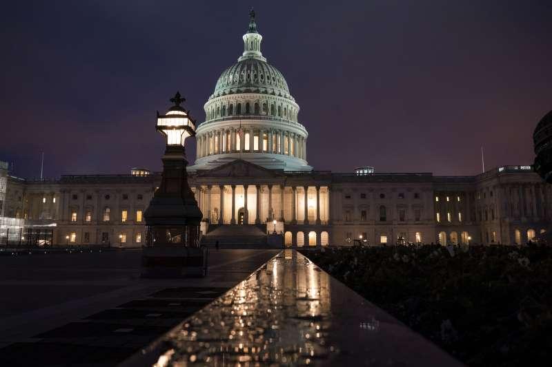 美國國會(AP)