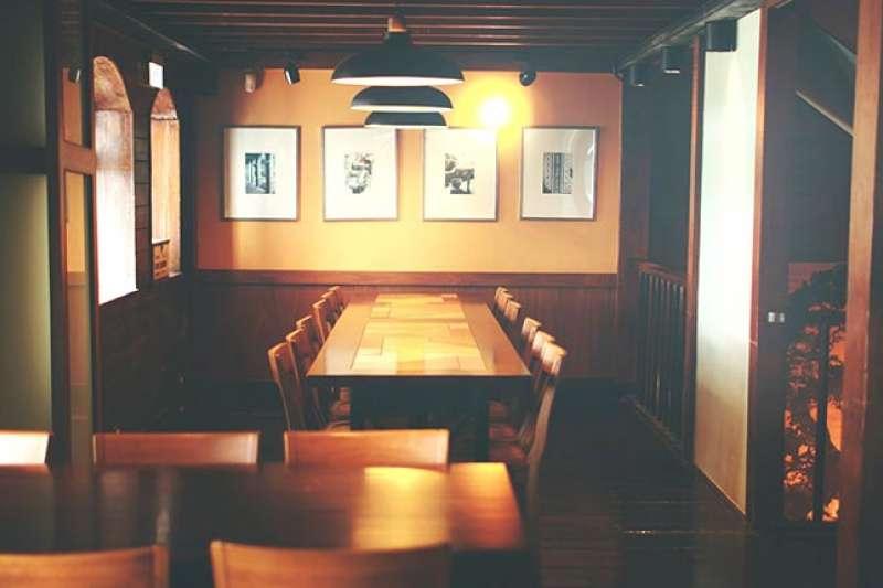 漢中門市位於台北西門町。(圖/星巴克官網)