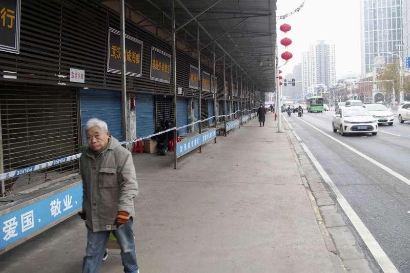 中國出生率連續下滑,老化的人口結構將嚴重影響經濟。(AP)