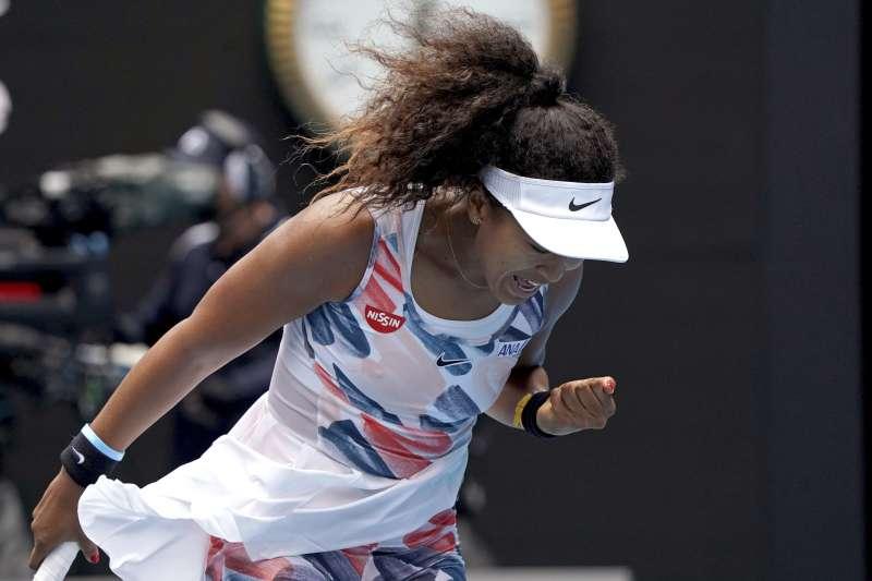 澳洲野火煙霾明顯緩解,澳網會內賽也如期開打。(美聯社)