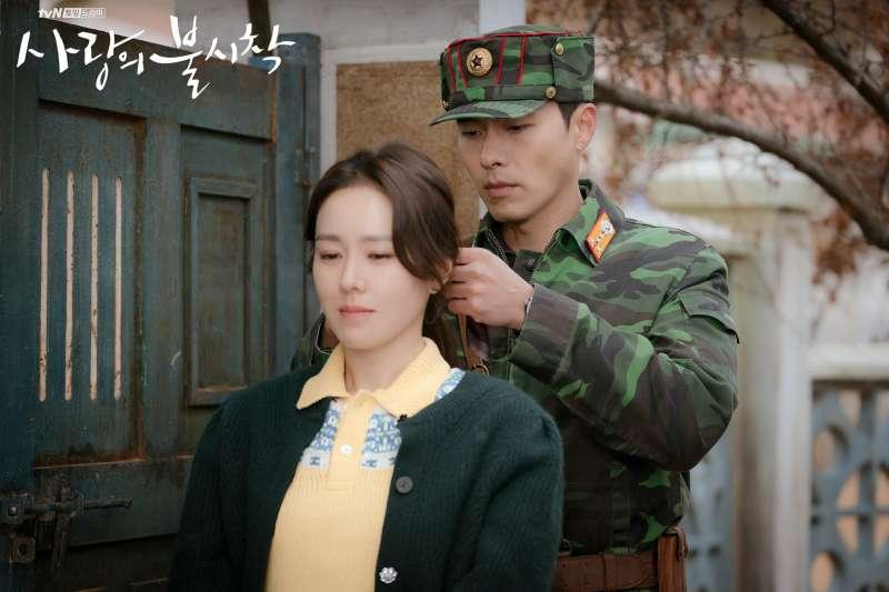 脫北者看《愛的迫降》簡直嚇壞,大嘆北韓完全沒有這樣的男人!(圖/取自tvnDrama)