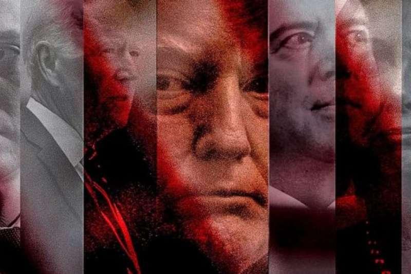 美國總統川普彈劾案。(BBC中文網)