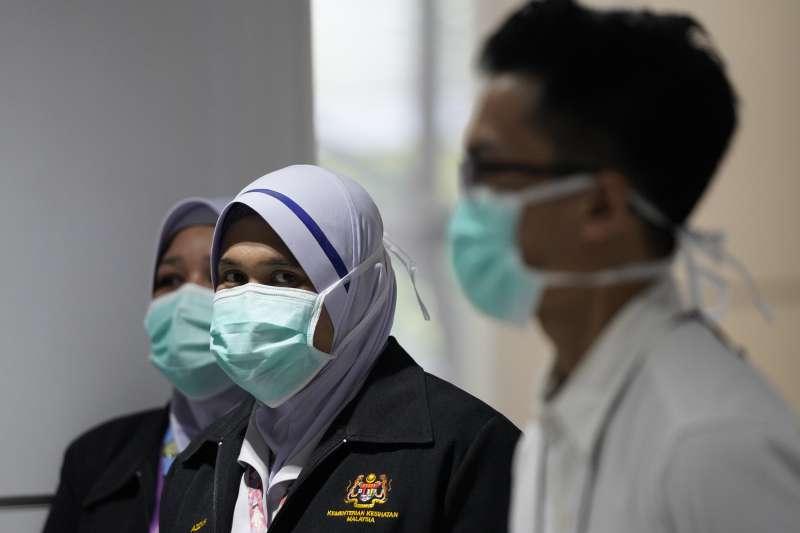 武漢肺炎全球擴散:馬來西亞出現確診病例(AP)