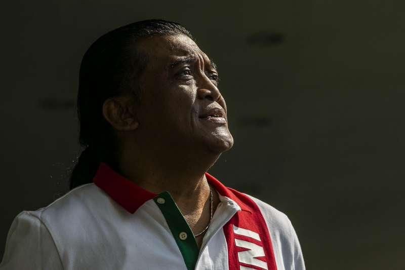 印尼爪哇語歌手狄第肯波特(Didi Kempot)(翻攝網路)