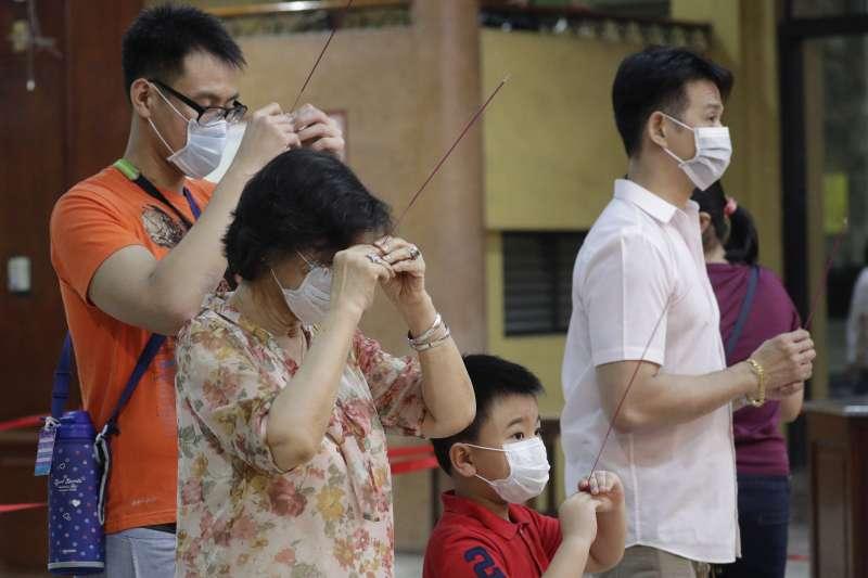 武漢肺炎疫情全球擴散,全球戒備(AP)