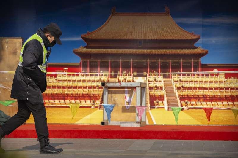 中共政權不能與中華文明畫上等號。(AP)