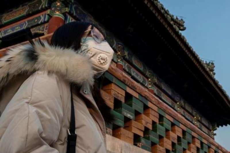 新型肺炎疫情令中國人過上一個十分不一樣的春節。(BBC中文網/AFP)