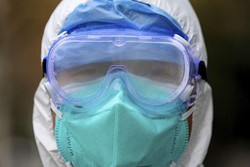 面對武漢肺炎疫情,中國政府啟動最高級別防疫行動,政權威望也懸於一線。(AP)