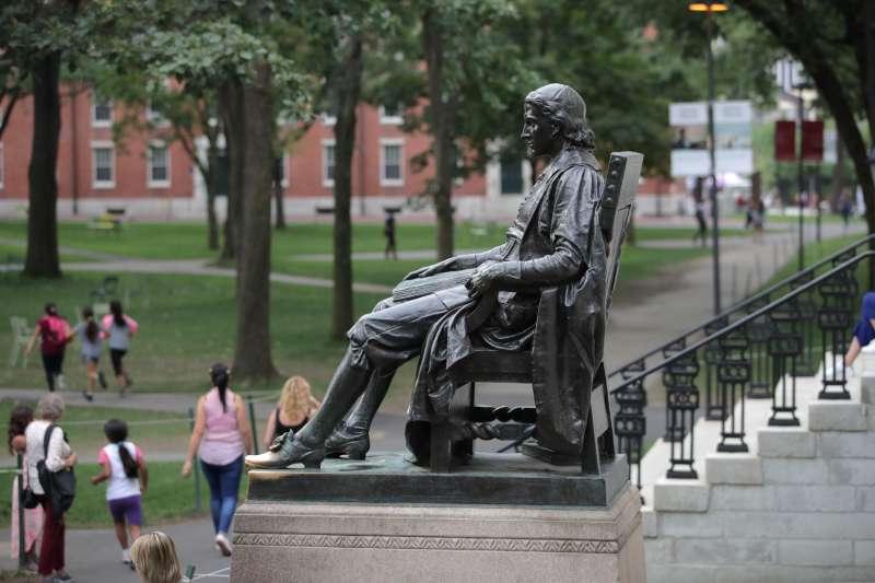美國哈佛大學(AP)