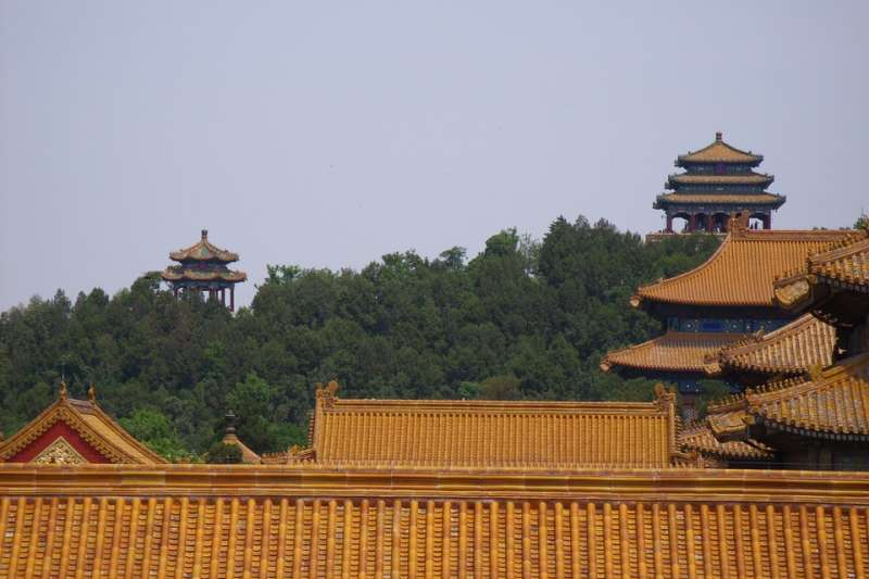 中國的歷史建築中還存有許多古代風華,可以看到明清的影子。(資料照,取自Elucidat3d@pixabay)