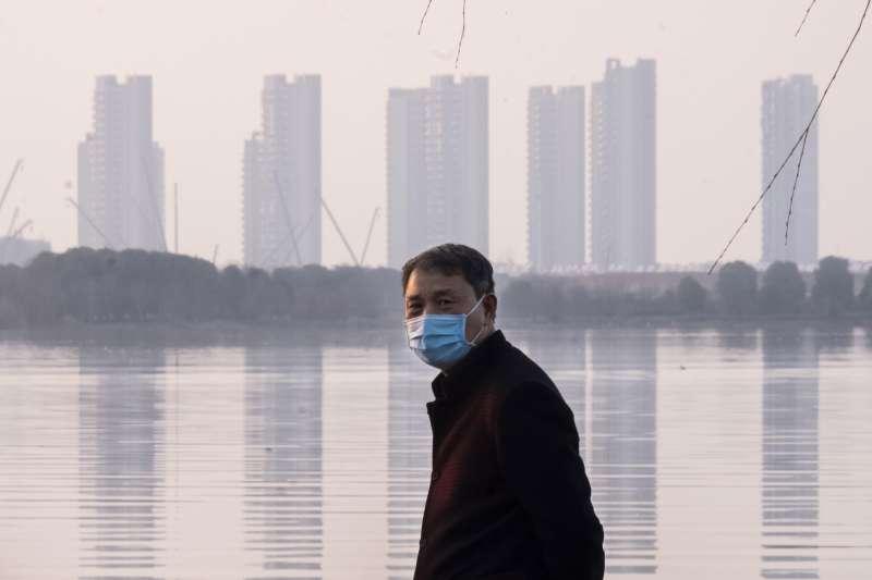 武漢肺炎疫情持續蔓延,中國確診病例已突破9000人大關(AP)