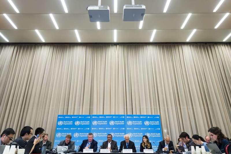 2020年1月30日,WHO宣布中國武漢肺炎疫情為「國際關注的突發公共衛生事件」,亦即全球公衛緊急事件(AP)