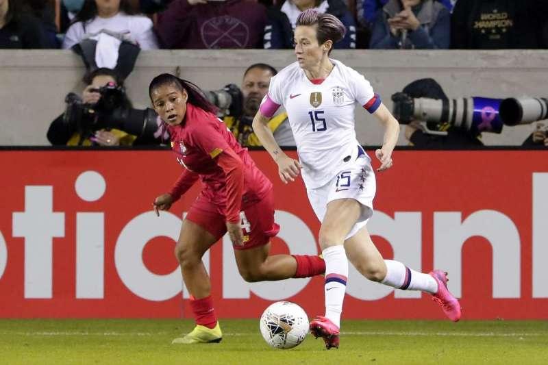 受到武漢肺炎影響,奧運女足資格賽的賽程也有所更動。(美聯社)