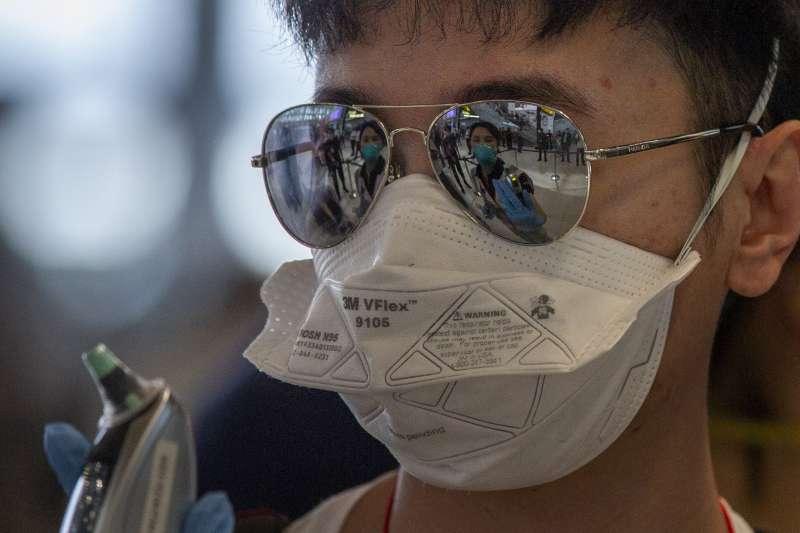 中國武漢肺炎疫情持續擴散,泰國等國如臨大敵(AP)