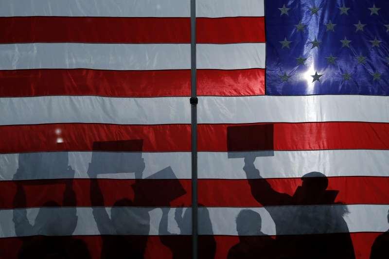 美國總統大選將於11月登場,作者以經驗講述美國選舉的秘辛。(資料照,AP)