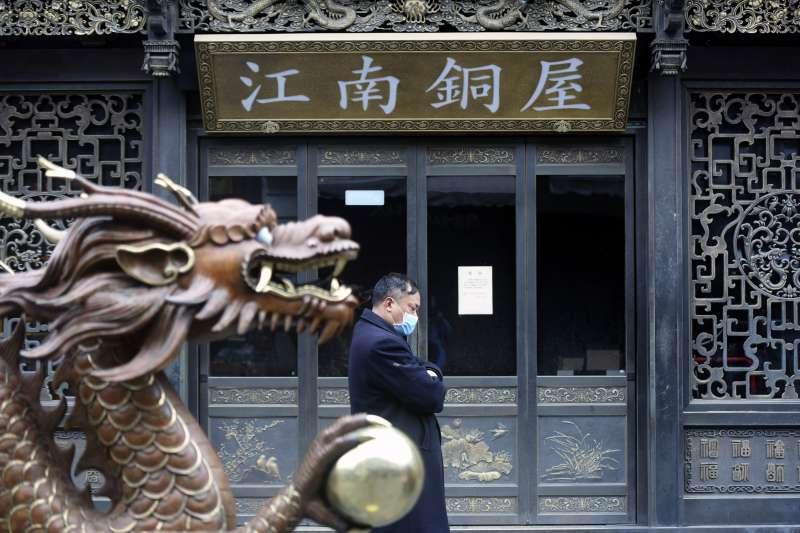 為疫情防疫,中國多地延遲企業春節後復工時間(美聯社)