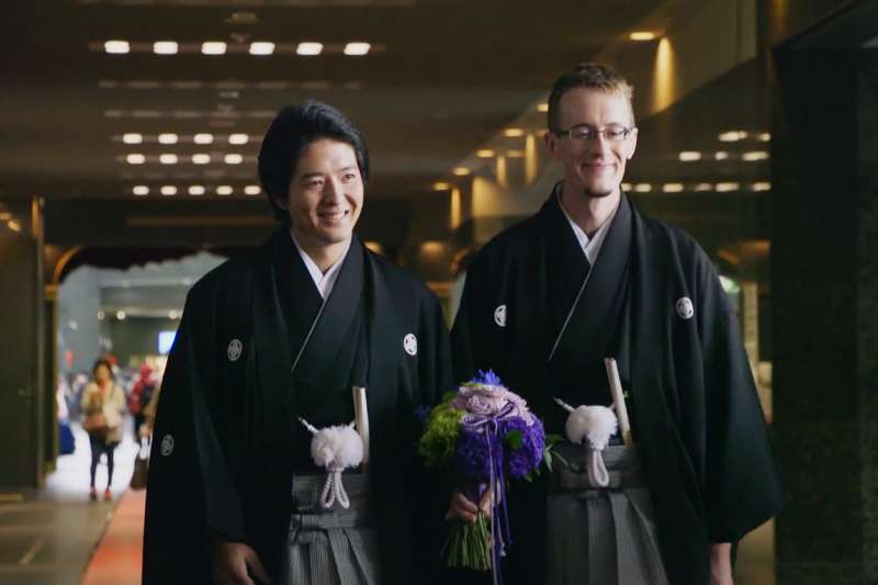 京都格蘭比亞飯店有「對 LGBT 友善的飯店」的美名P曾推出專為同性伴侶而設的和式婚禮套餐。(圖/*CUP提供)