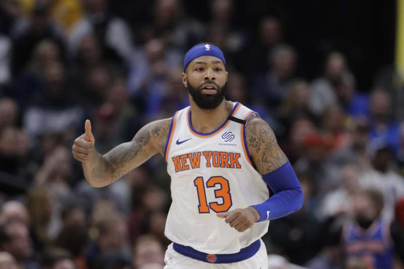 美國職籃NBA本季交易大限6日到期前,洛杉磯快艇在聯盟球隊忙著搶人下,自紐約尼克換來大前鋒莫里斯。(AP)