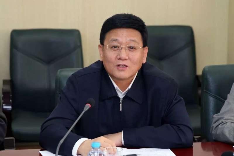 2020年2月,武漢肺炎疫情期間,北京公衛專家王賀勝出任湖北省委常委(取自網路)