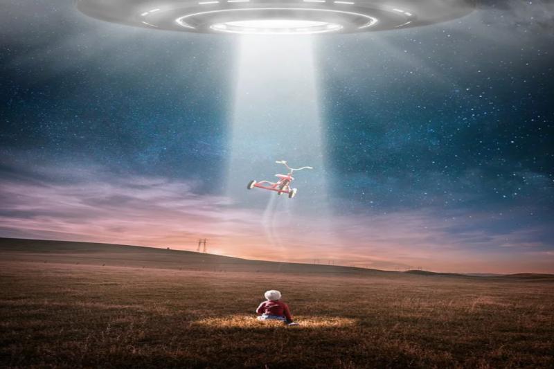 俗稱不明行物的 UFO,一直是大家的興趣,但真相究竟是什麼?(圖/Pixabay)