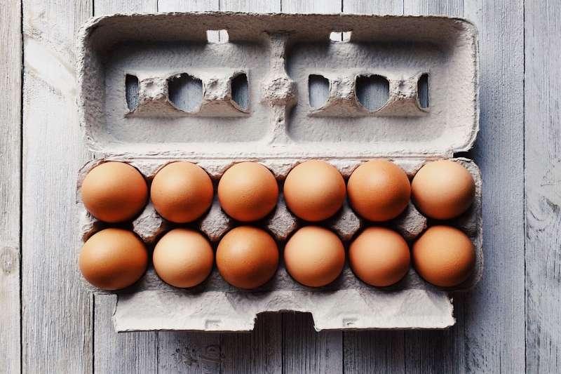 哪種顏色的雞蛋比較營養?營養師一篇文揭密。(圖/取自pixabay)