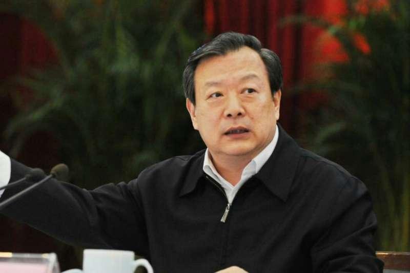 夏寶龍以全國政協副主席、秘書長的國家領導人級別身分,兼任港澳辦主任及黨組書記。(中國網)