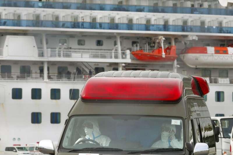 衛福部長陳時中15日下午宣布,可望派華航包機接回滯日的鑽石公主號台籍旅客。(資料照,美聯社)