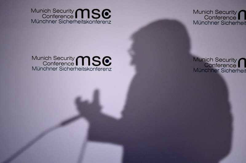 2020年2月14日,慕尼黑安全會議(AP)