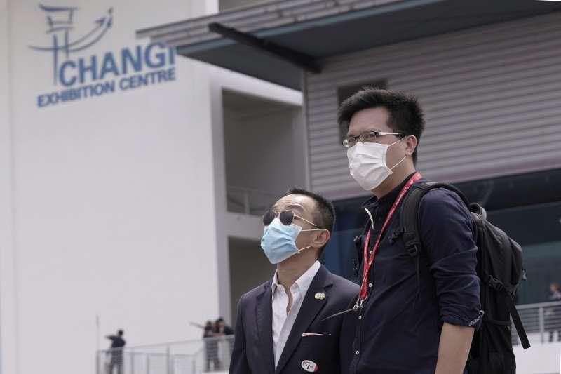 中國武漢肺炎疫情延燒各國,新加坡情況嚴重(AP)